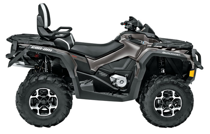 2013 Can-Am Outlander MAX LIMITED 1000