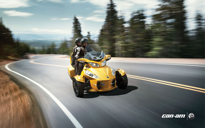 2013 Can-Am Spyder RT-S