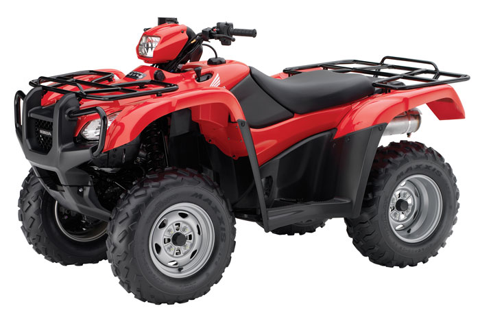 2013 Honda FourTrax Foreman 4x4 ES with Electric Power Steering TRX500FPE