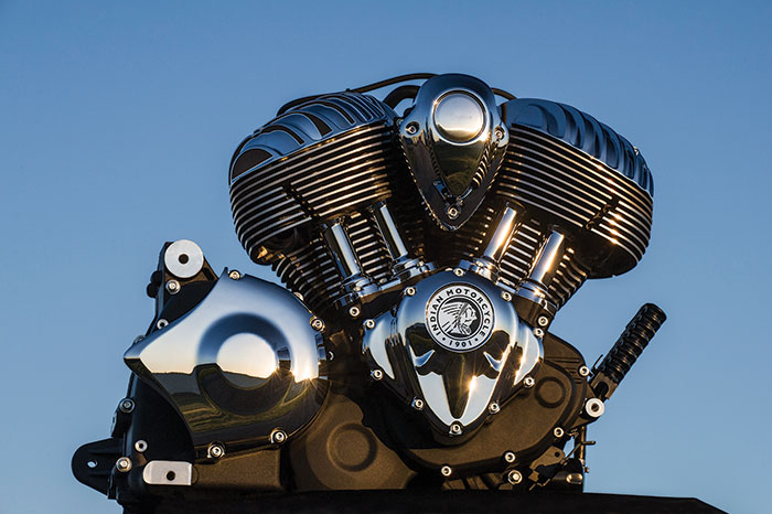 2014 Indian Thunder Stroke 111 Engine
