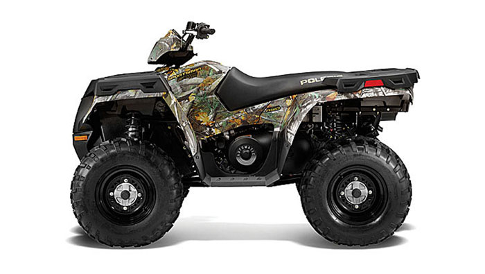 2013 Polaris Sportsman 500 HO Polaris Pursuit Camo