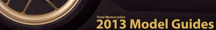 Total Motorcycle's 2013 Motorcycle Model and ATV Guide Launched!