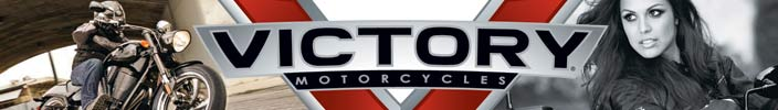 Victory's new attitude joins new 2013 Victory motorcycles.