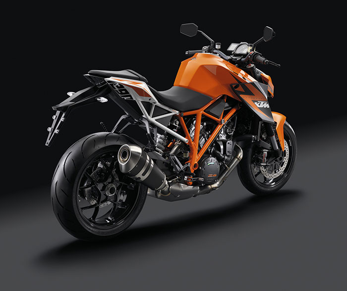 2014 KTM 1290 Super Duke R ABS