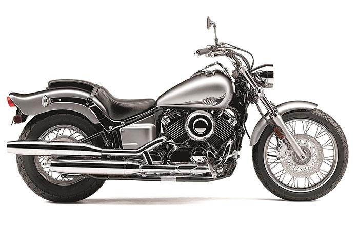 2014 Yamaha V-Star 650 Custom