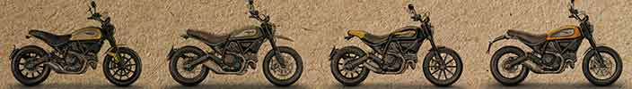 2015 Ducati Scrambler -- A perfect Mix of Tradition and Modernity