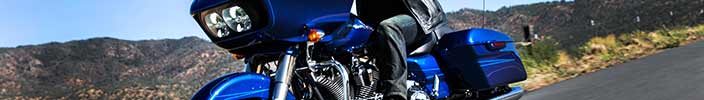 A nice surprise! A pair of new 2015 Harley-Davidson Road Glides