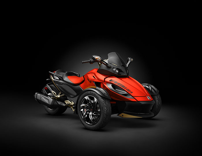 2016 Can-Am Spyder RSS