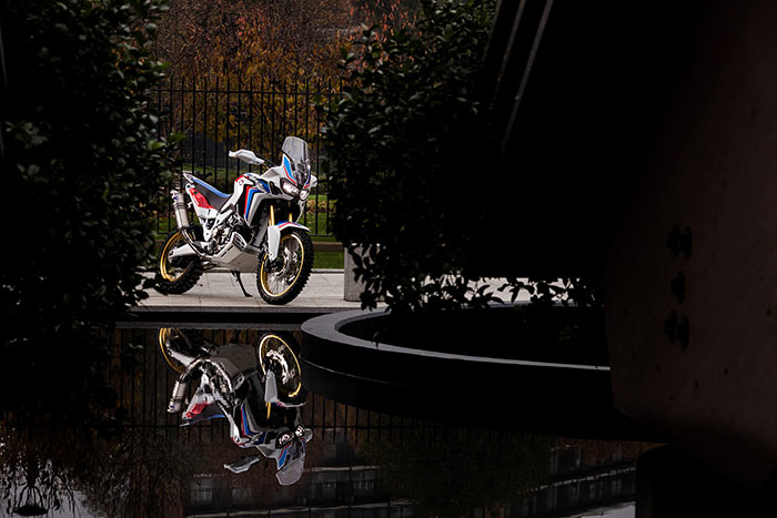 2016 Honda Africa Twin Adventure Sports Concept