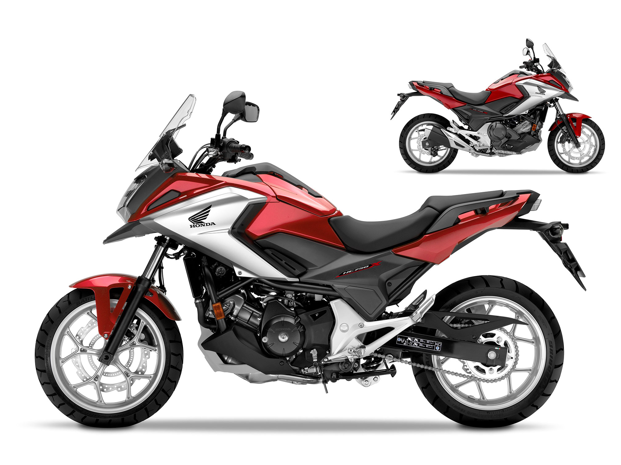 Automatic Transmission Motorcycle >> 2017 Honda NC750X DCT Review