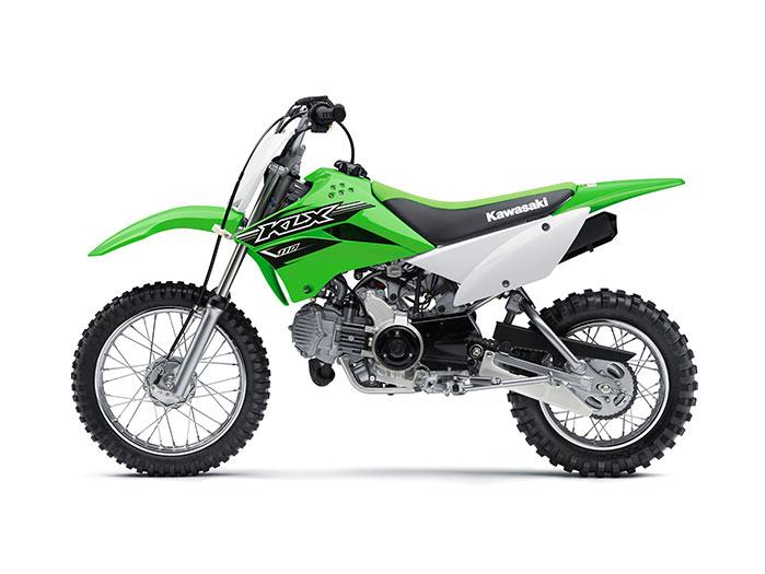 2016 Kawasaki KLX110