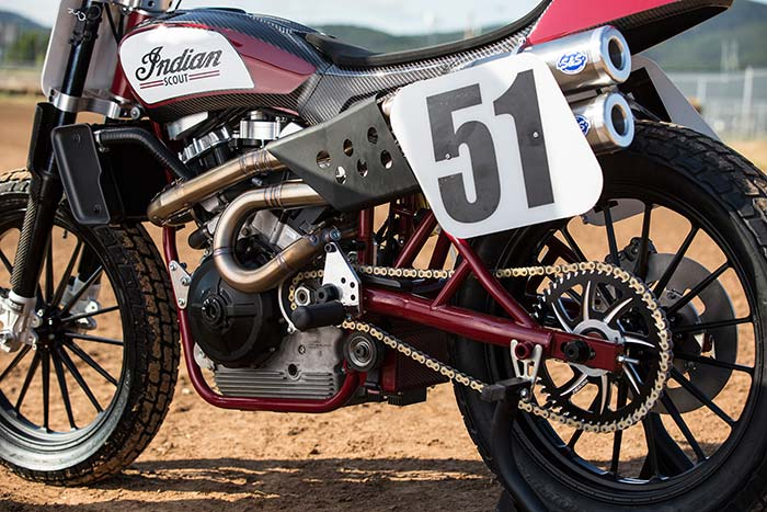 2017 Indian Scout FTR750