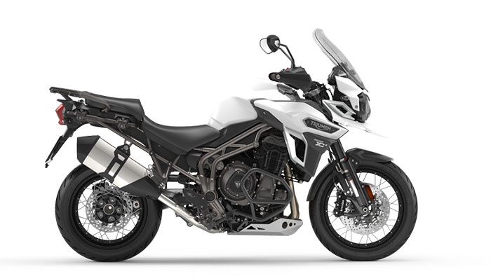 2017 Triumph Tiger Explorer XCx Low