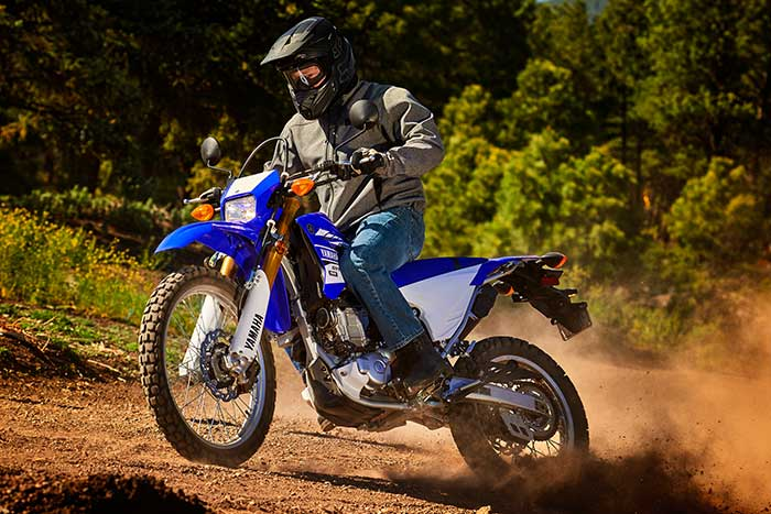 2017 yamaha wr250r review for Yamaha motorcycles okc