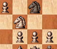 Chess for 1 or 2 players