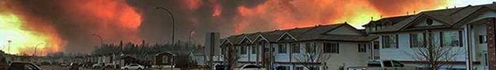 Alberta Fires - Canadian Red Cross Emergency Appeal