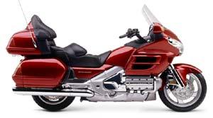 Honda Goldwing GL1800A
