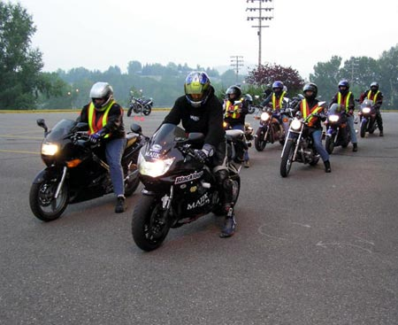 MSF - Motorcycle Safety Foundation (Training)