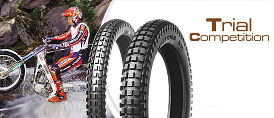 Michelin Trial Competition and Trial Competition X11