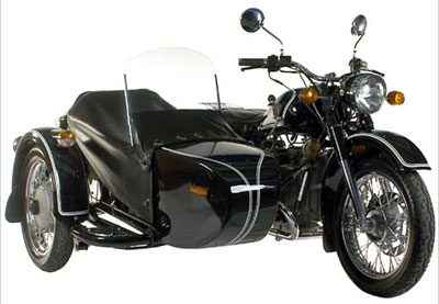 2004 Ural Retro with Sidecar