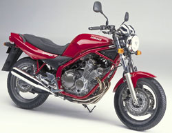 Yamaha Seca Uk