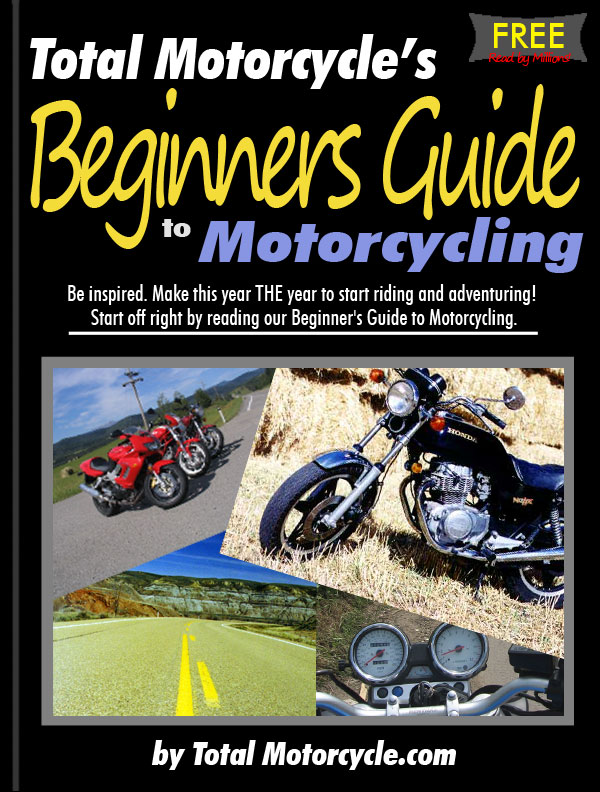 Beginner's Guide to Motorcycling