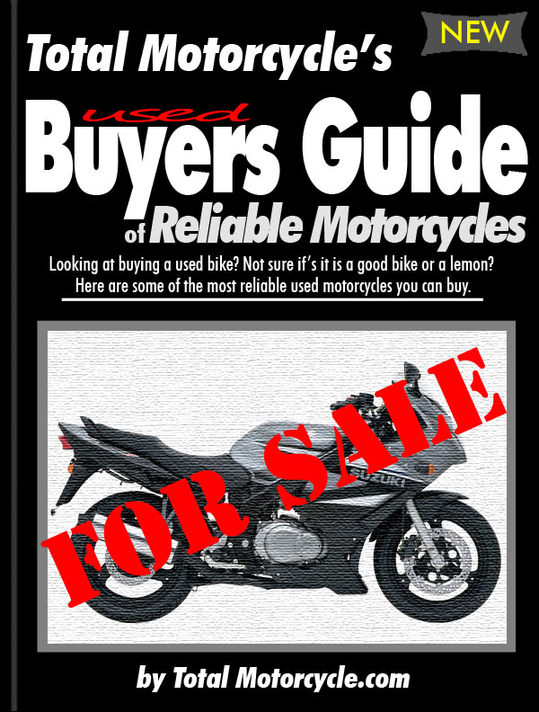 Reliable Used Motorcycle