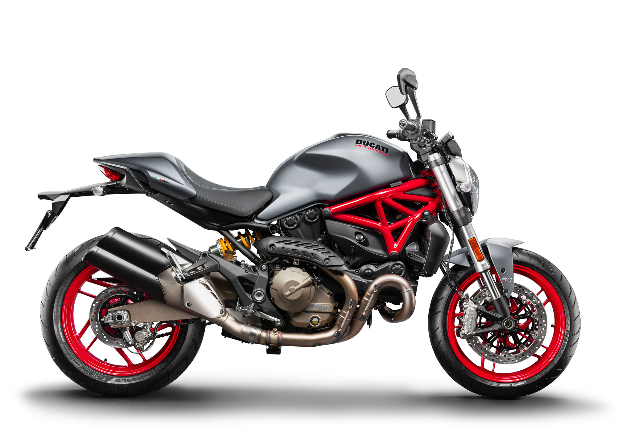 Ducati Monster 821 >> 2017 Ducati Monster 821 Review