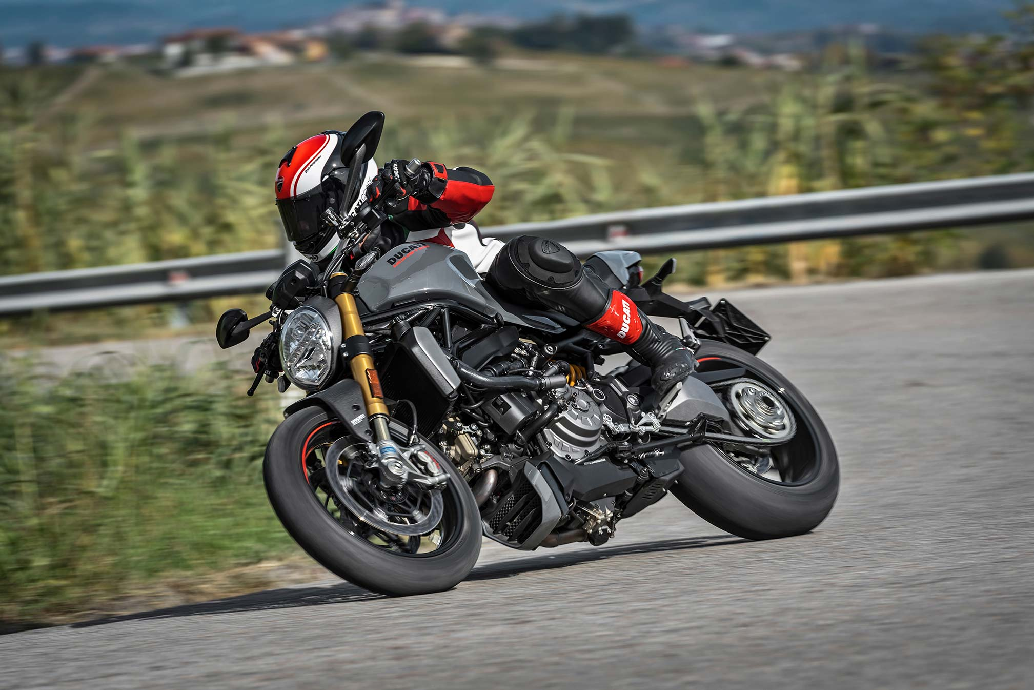 2017 Ducati Monster 1200S Review
