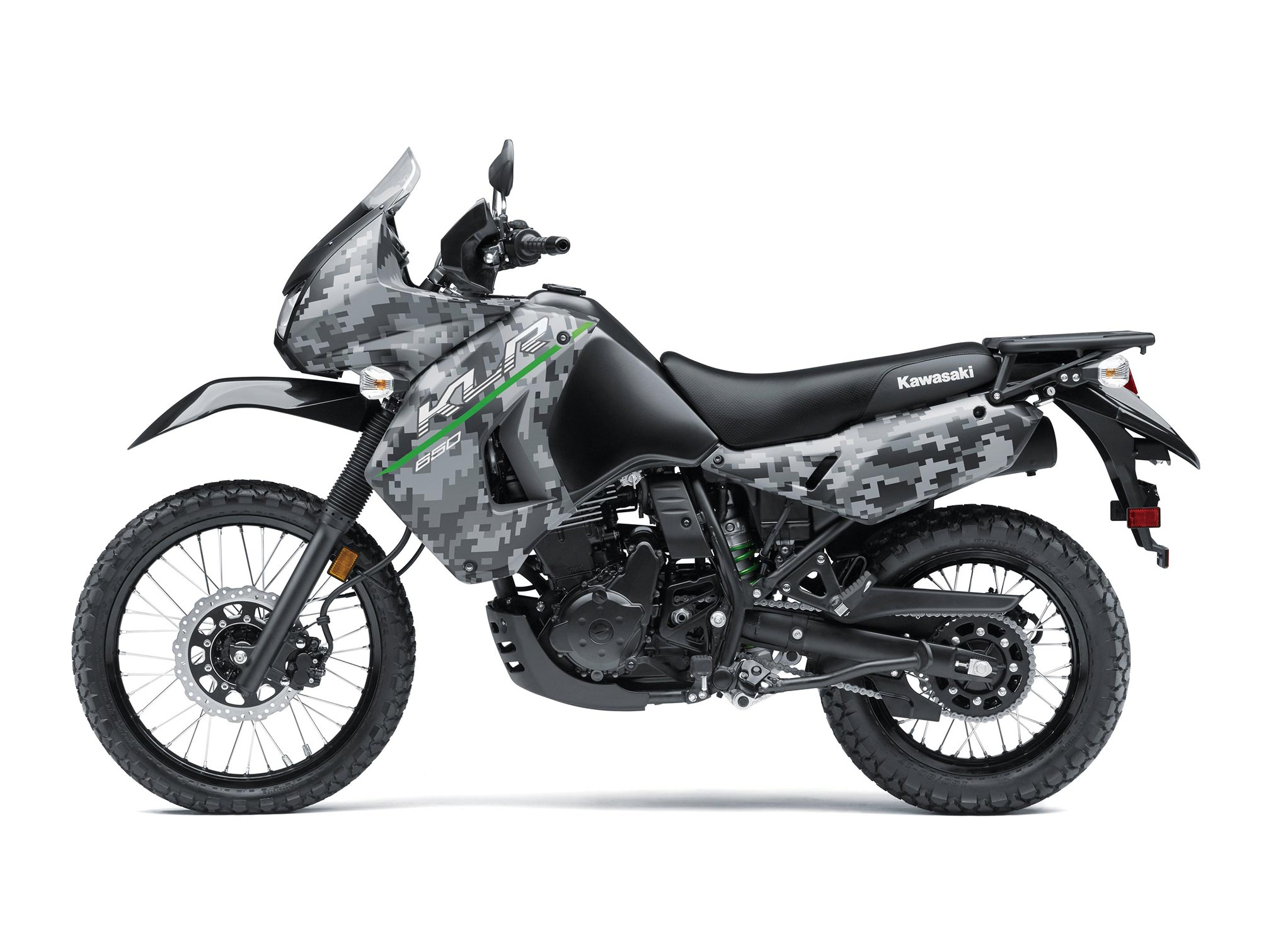 Kawasaki Motorcycles Klr Review