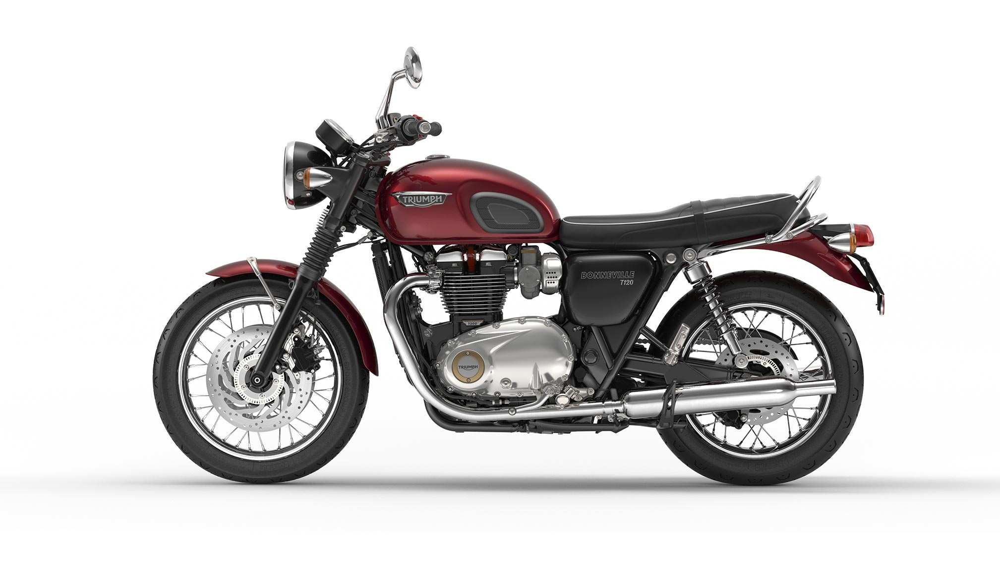 2017 triumph bonneville t120 review. Black Bedroom Furniture Sets. Home Design Ideas