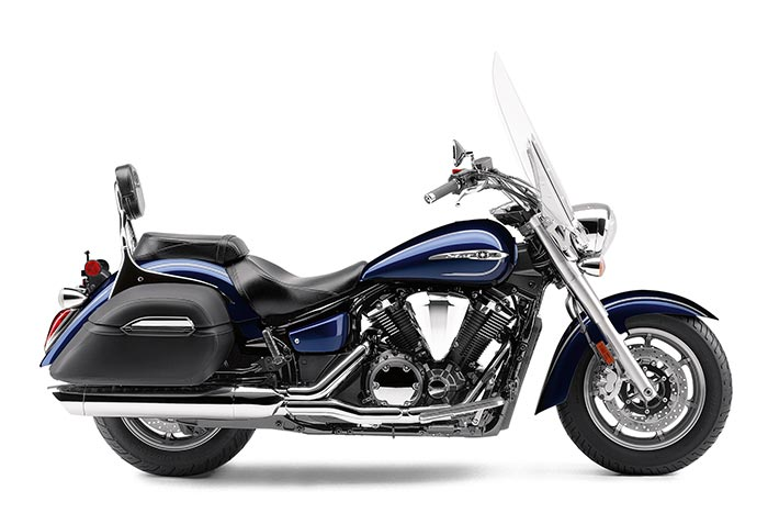 Yamaha V Star Tourer Review
