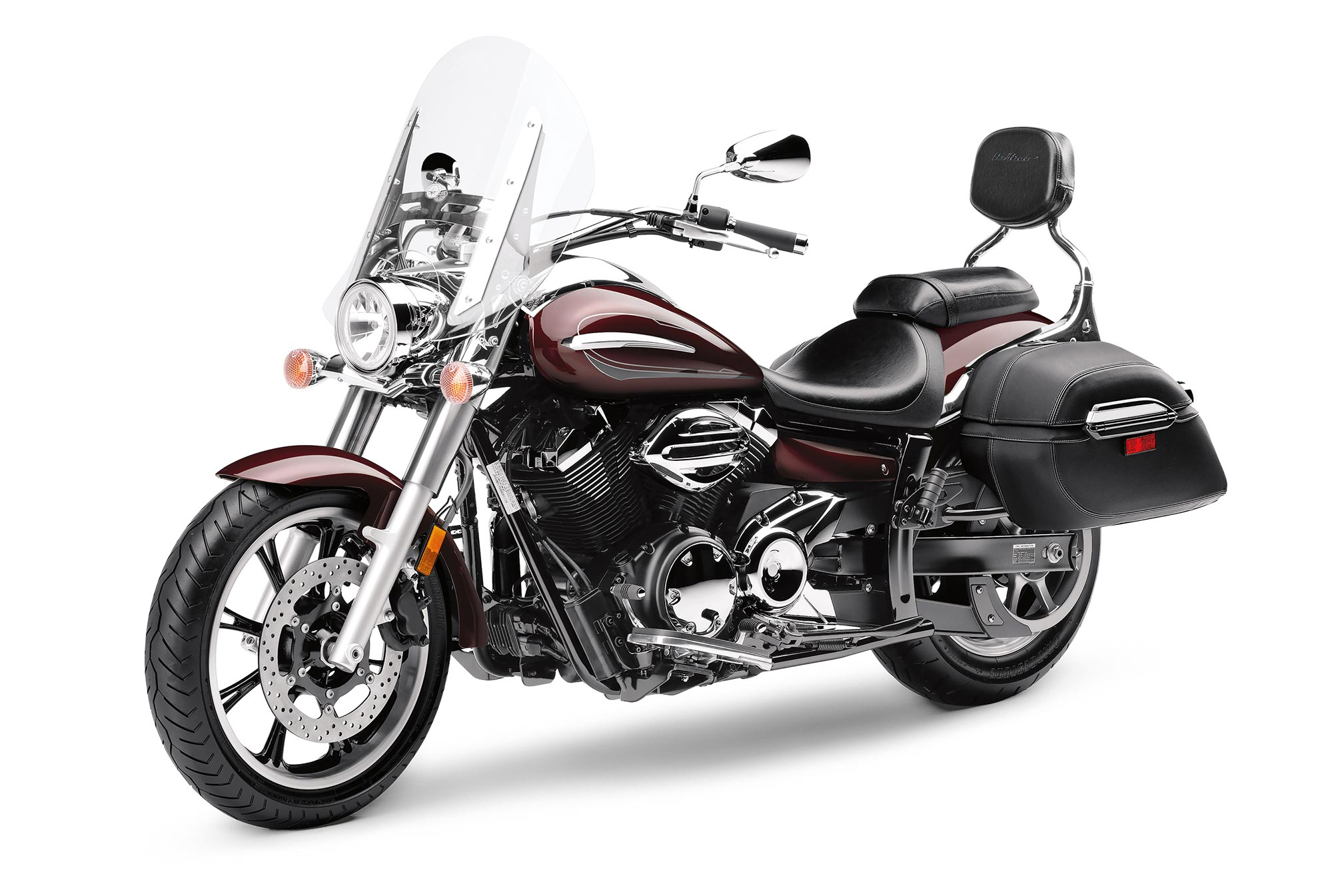 Yamaha V Star Tourer Value
