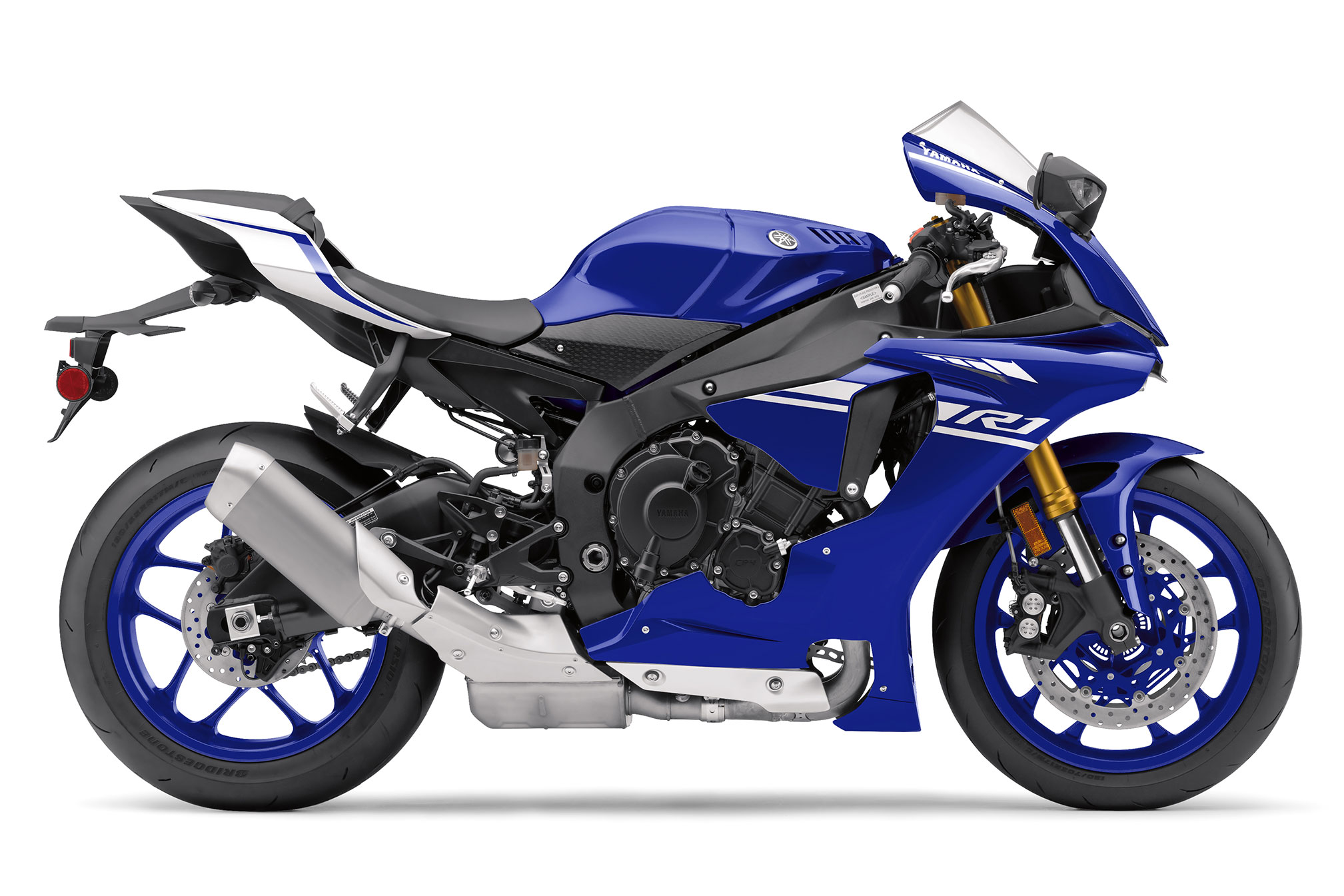 2017 Yamaha Yzf R1 Review