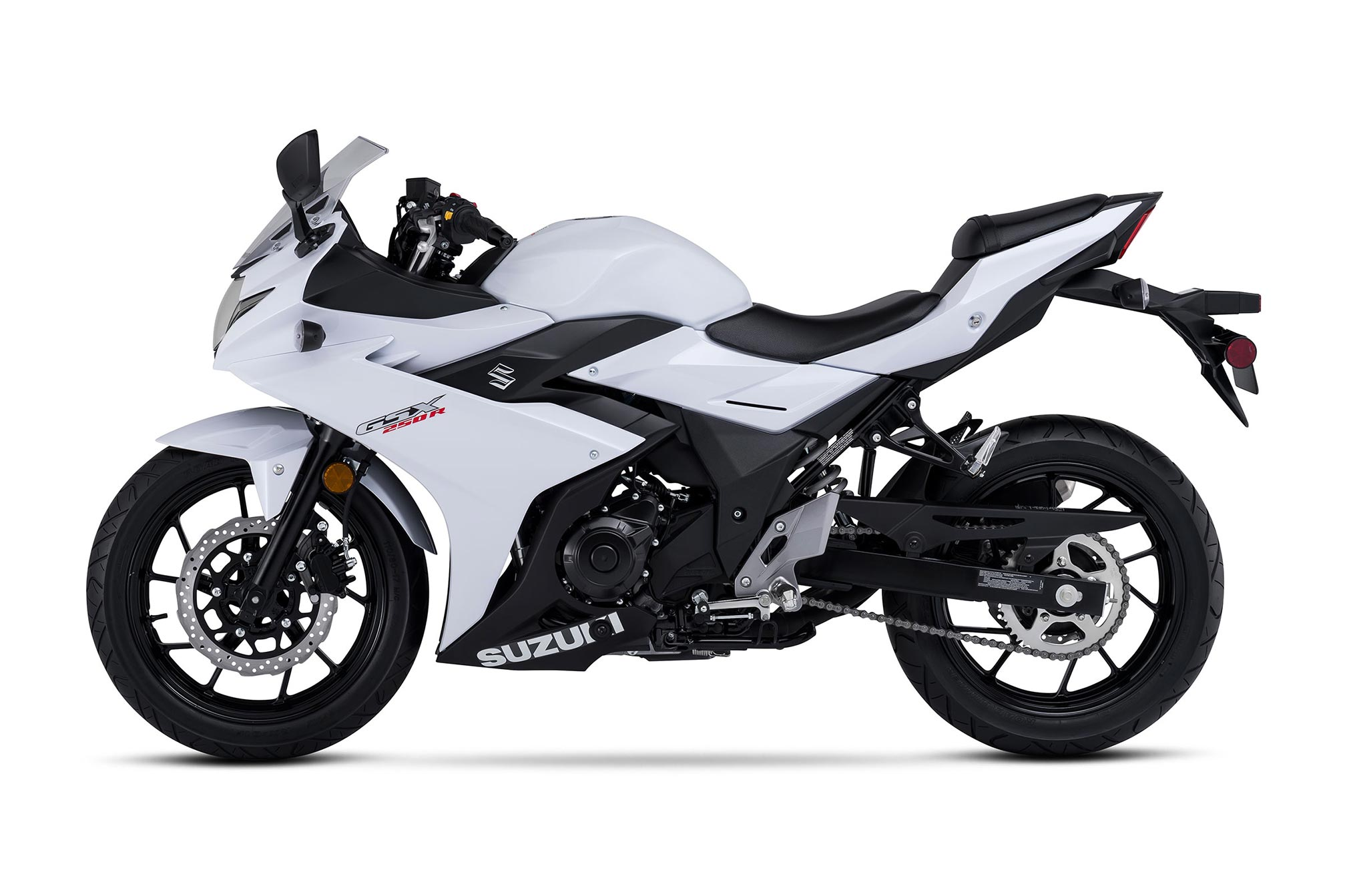 Wing Gold >> 2018 Suzuki GSX250R Review - TotalMotorcycle