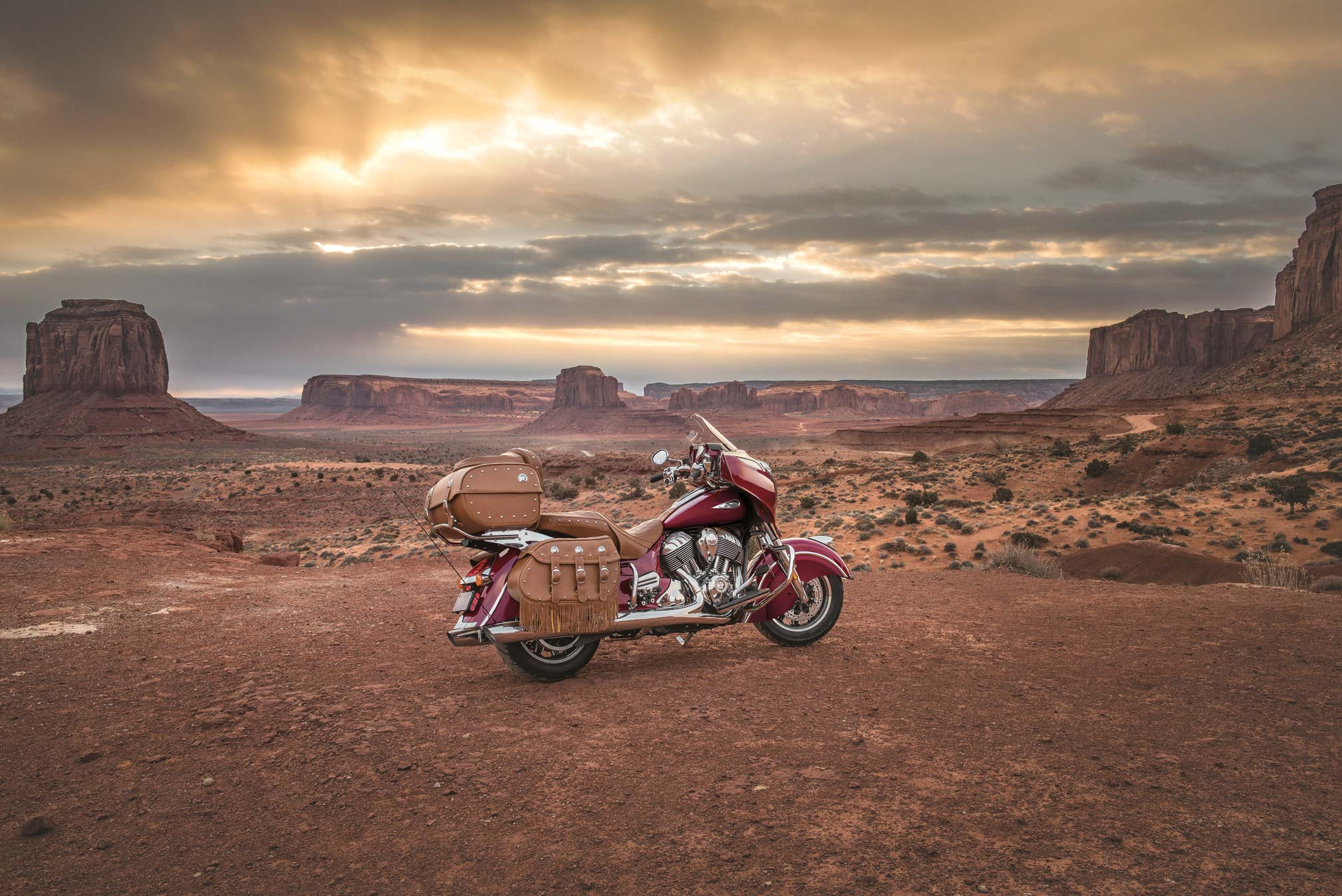 2018 Indian Roadmaster Classic