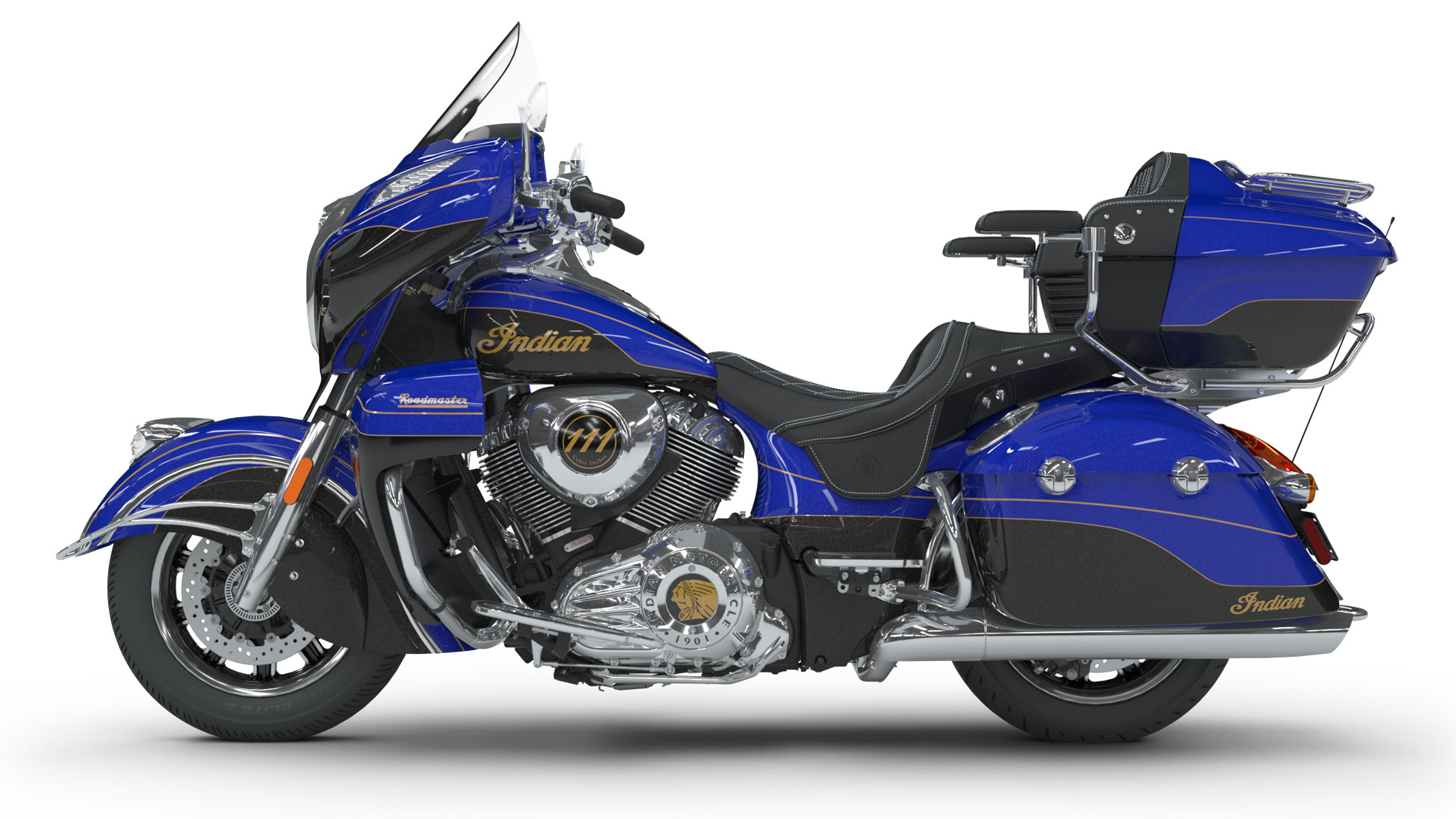 2018 Indian Roadmaster Elite Review - TotalMotorcycle