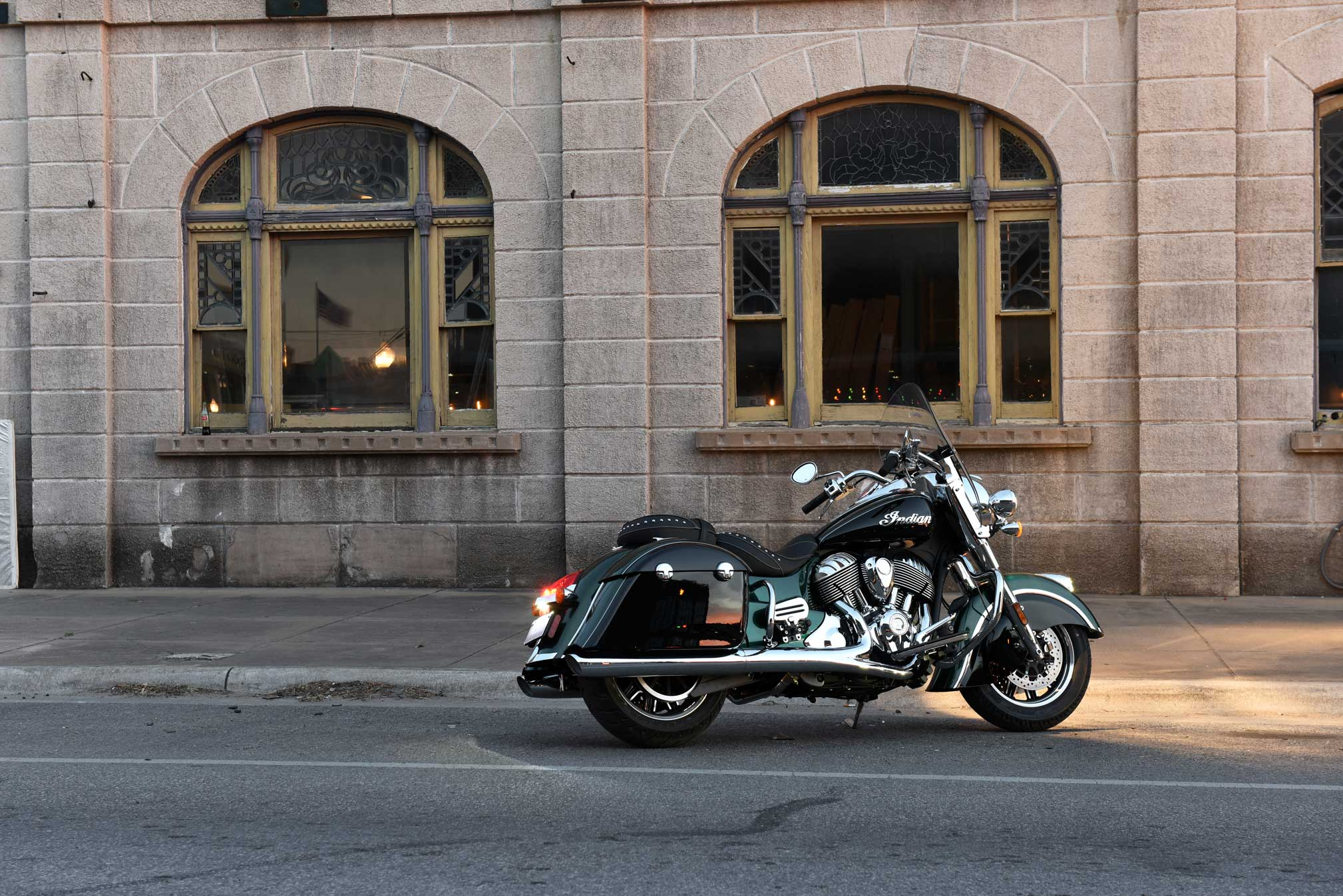 2018 Indian Springfield Review Totalmotorcycle