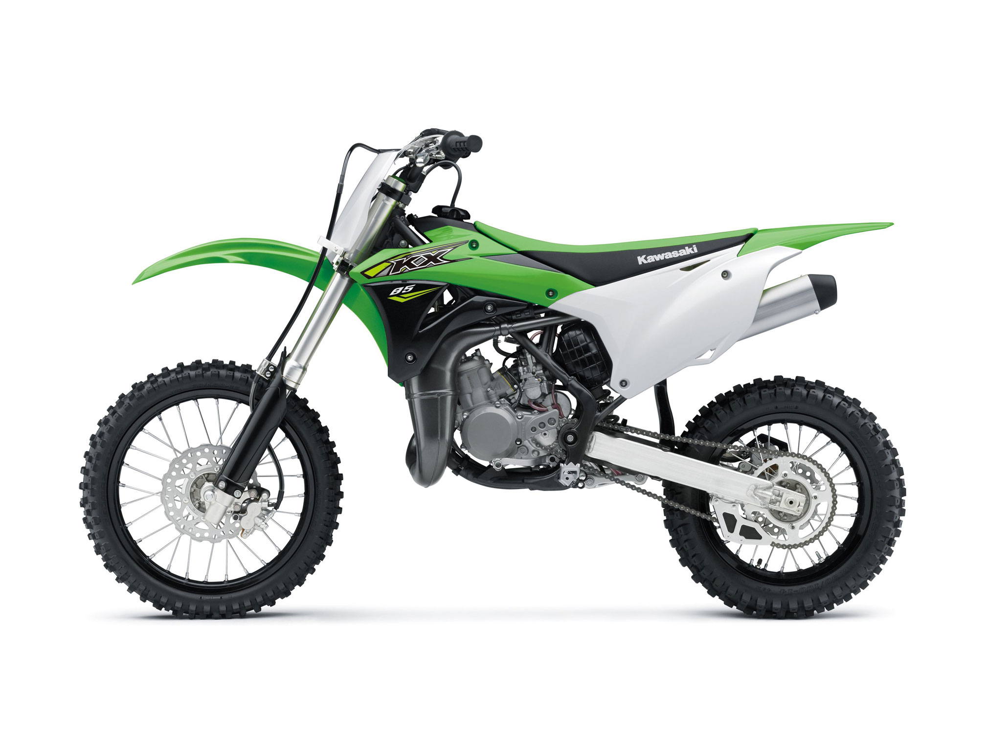 2018 Kawasaki Kx85 Review Totalmotorcycle