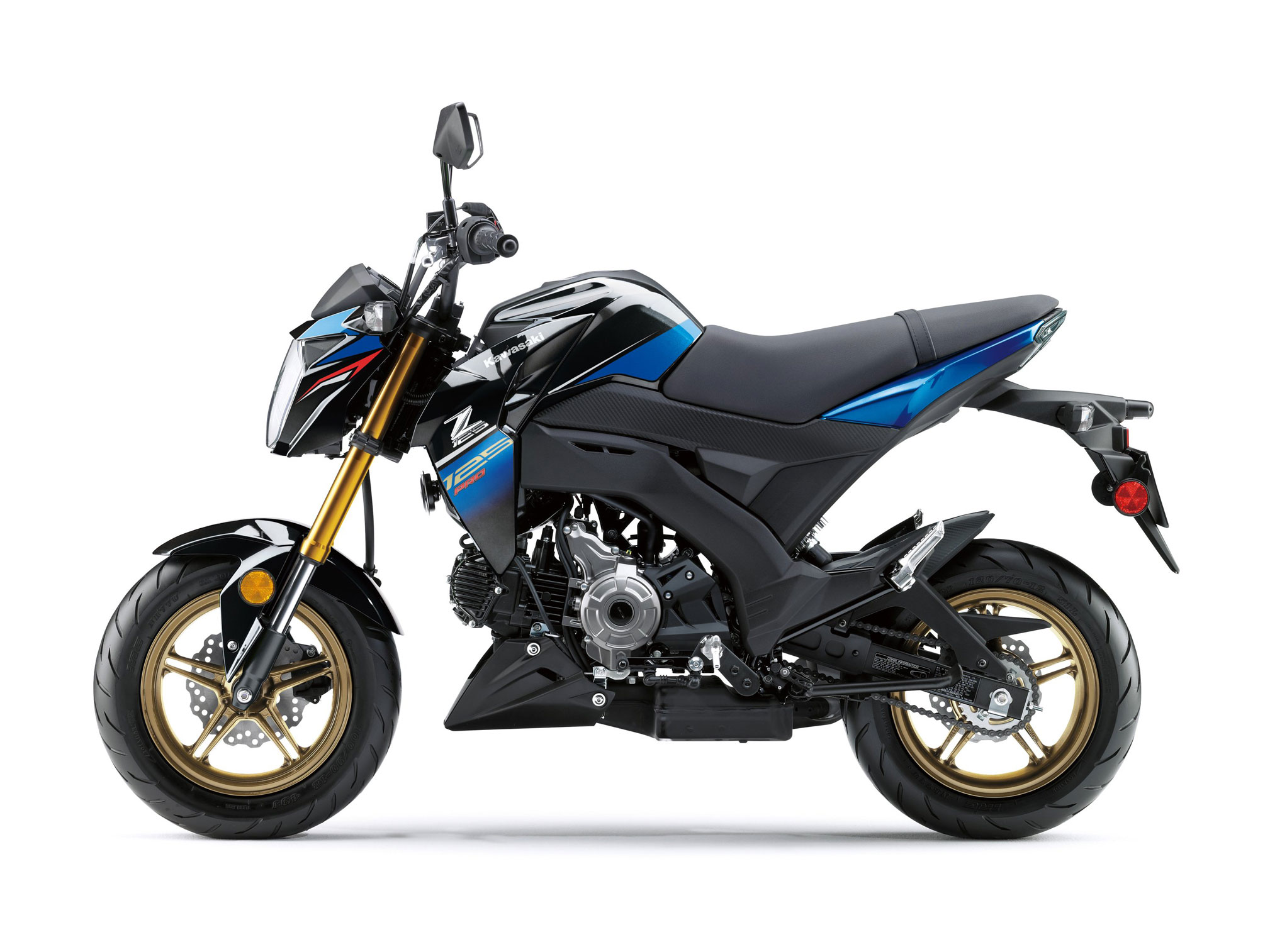 Honda Grom Review >> 2018 Kawasaki Z125 Pro SE Review - TotalMotorcycle