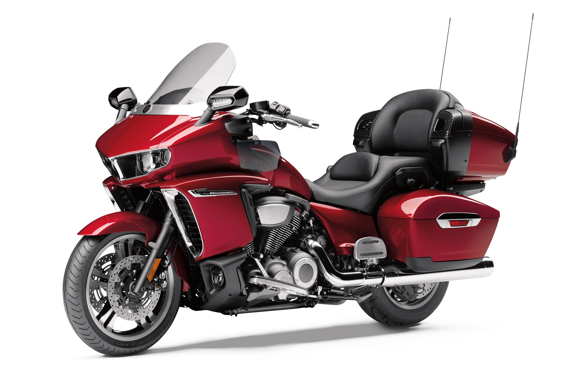2018 yamaha star venture review totalmotorcycle