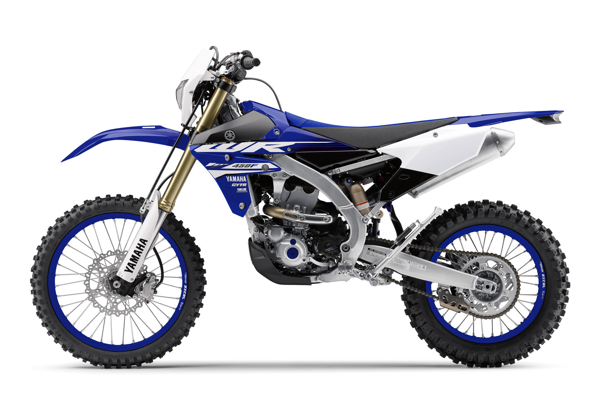 2018 yamaha wr450f review totalmotorcycle for Yamaha new motorcycles 2018