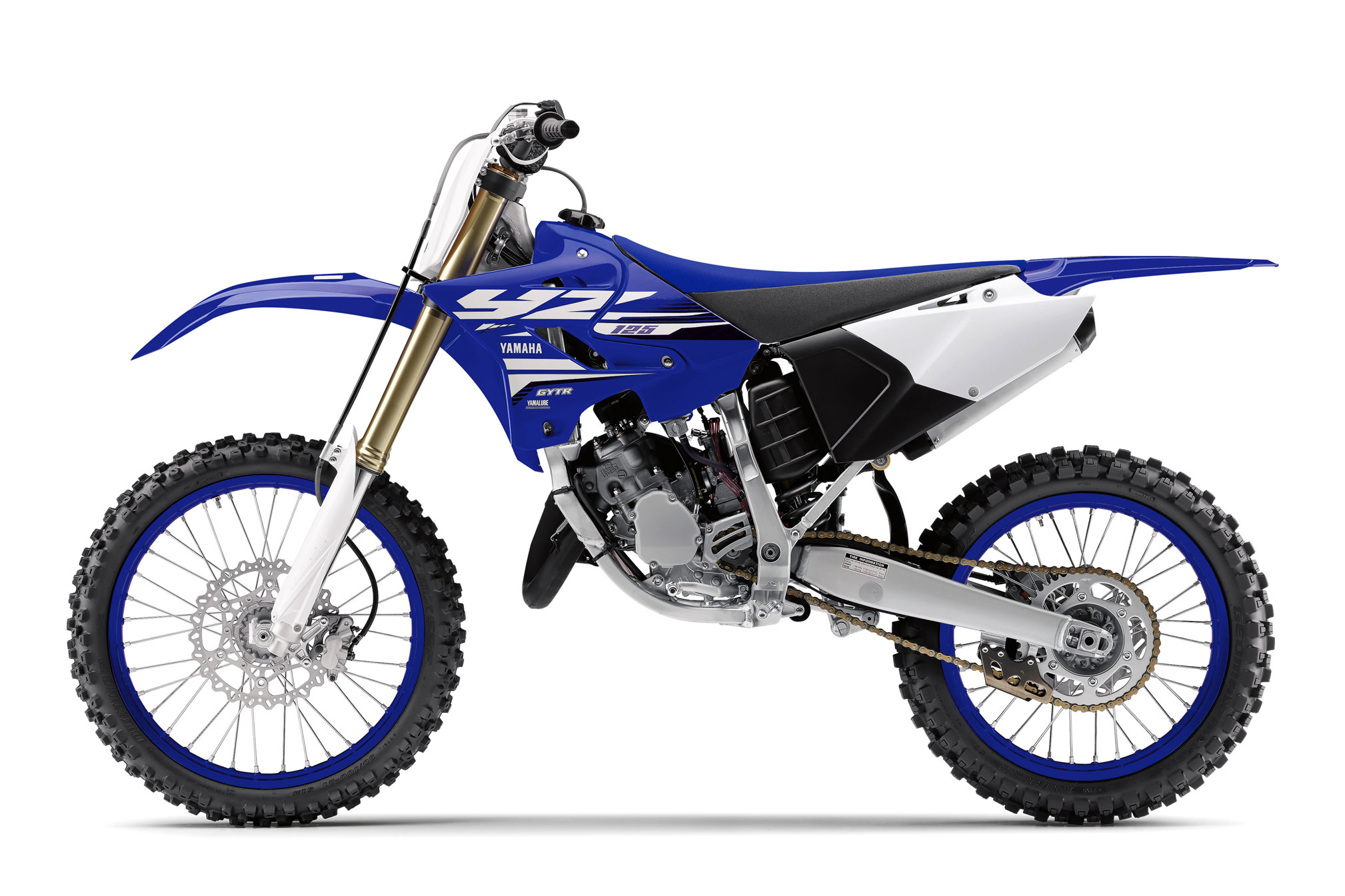 2018 yamaha yz125 review totalmotorcycle. Black Bedroom Furniture Sets. Home Design Ideas