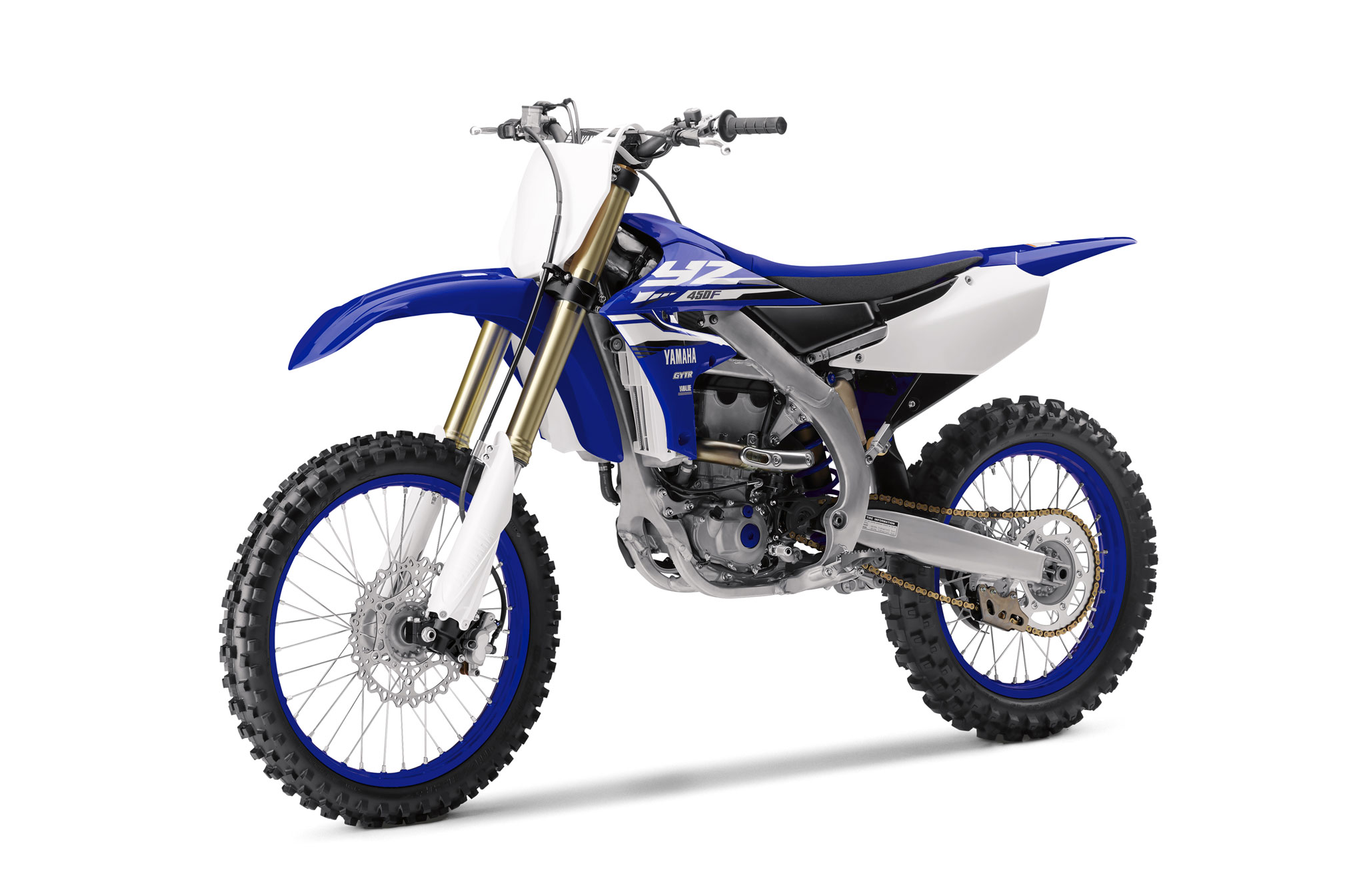 2018 Yamaha YZ450F Review • Total Motorcycle