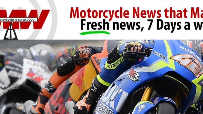 Total Motorcycle News