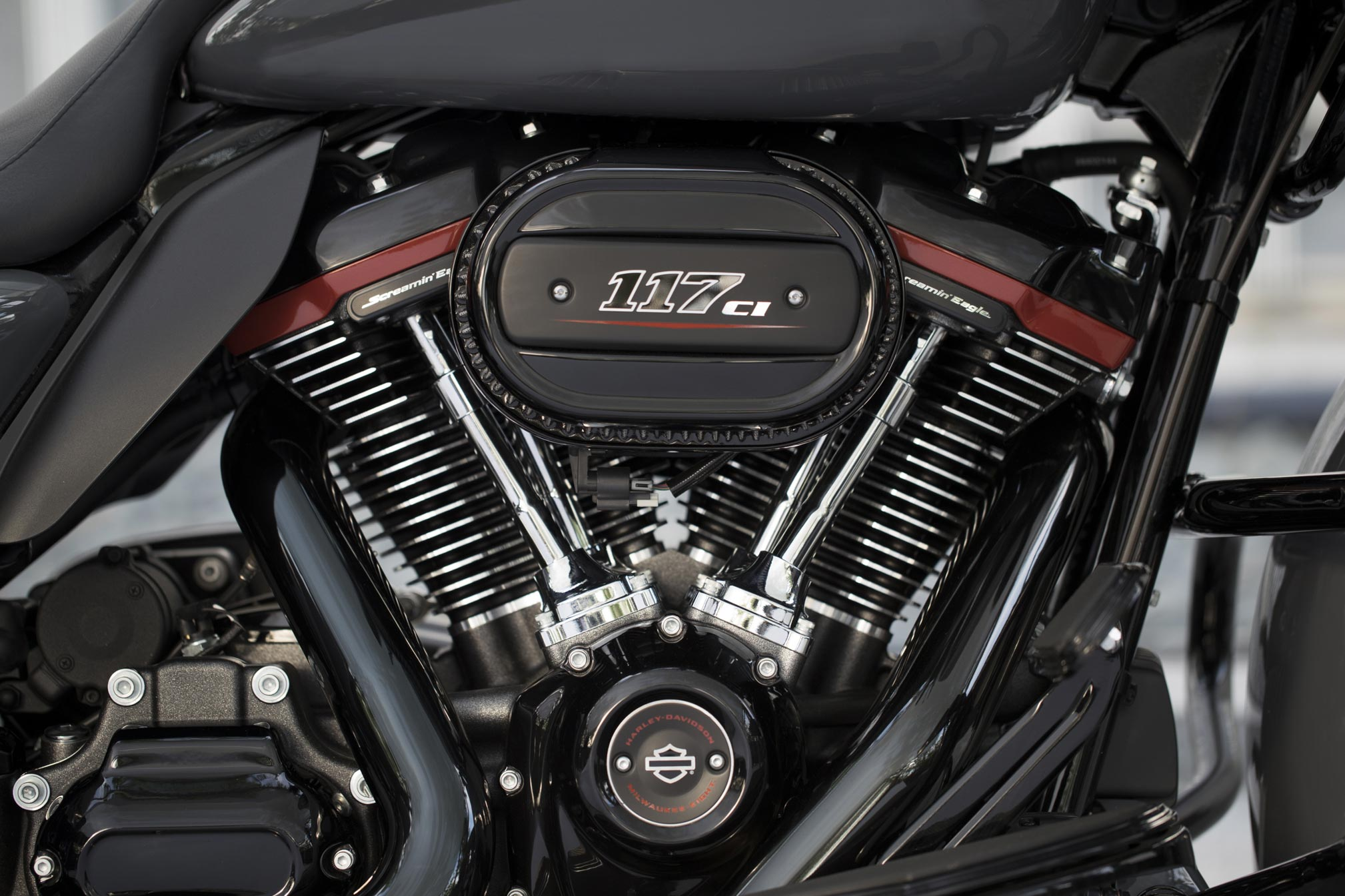 Blacked Out Street Glide >> Harley-Davidson Unleashes Five New Touring Bikes With More Power, Comfort & Handling To Go The ...