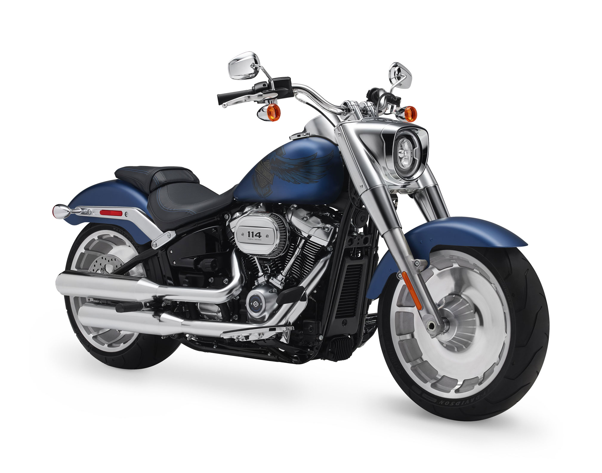 2018 Harley Davidson Fat Boy 115th Anniversary Anx Review Totalmotorcycle