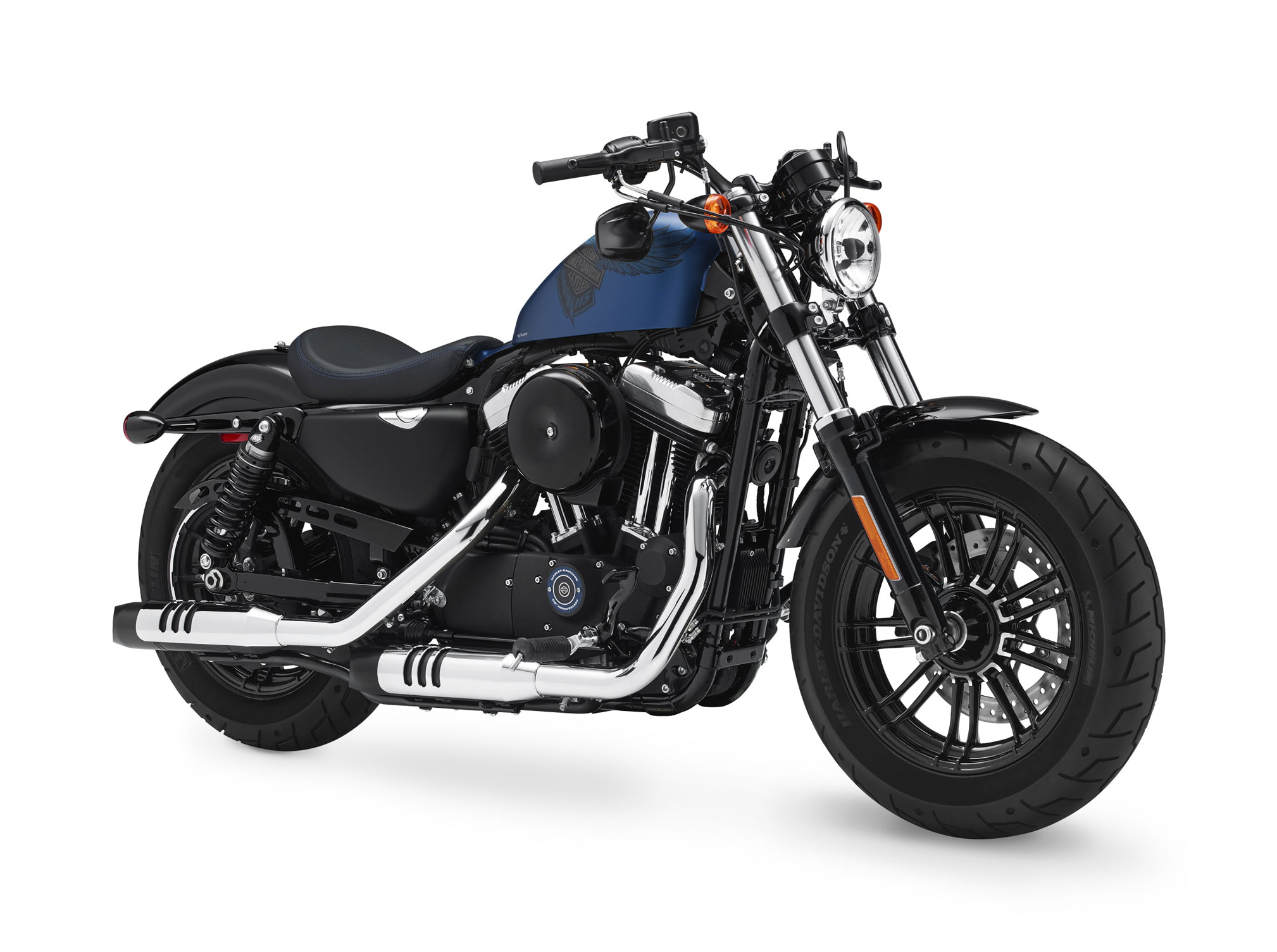 2018 Harley Davidson Forty Eight 115th Anniversary Review Totalmotorcycle