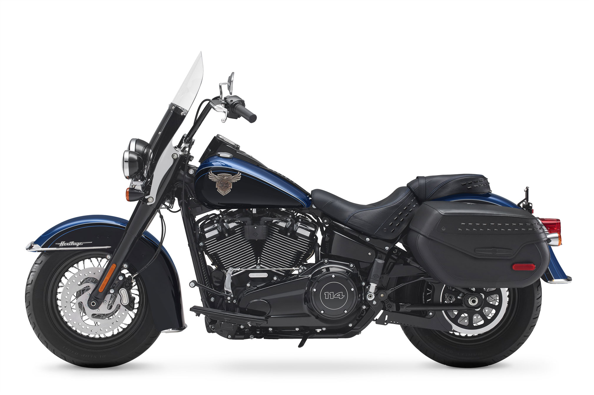 2018 Harley-Davidson Heritage Classic 114 - 115th Anniversary Review - TotalMotorcycle