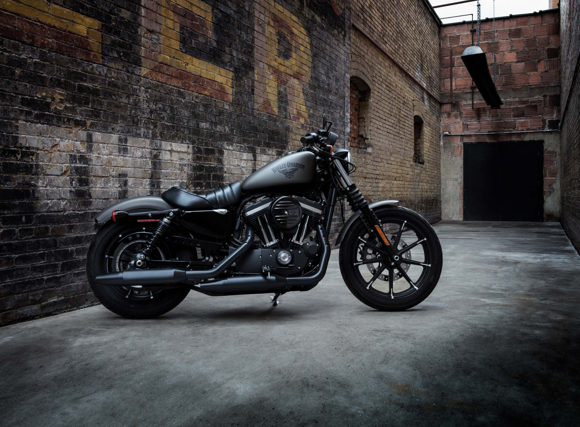 2018 Harley-Davidson Iron 883 Review - TotalMotorcycle
